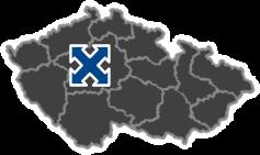 Mapa HC PROGRESS s.r.o.
