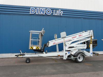 Pracovní plošina DINO 160 XT