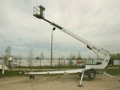 Pracovní plošina DINO 180 T